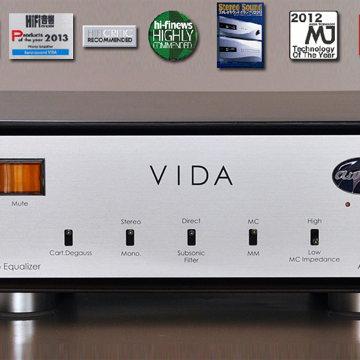 Aurorasound VIDA recognized with 9 Awards!