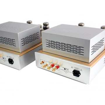 TriangleART REFERENCE TUBE AMPLIFIER
