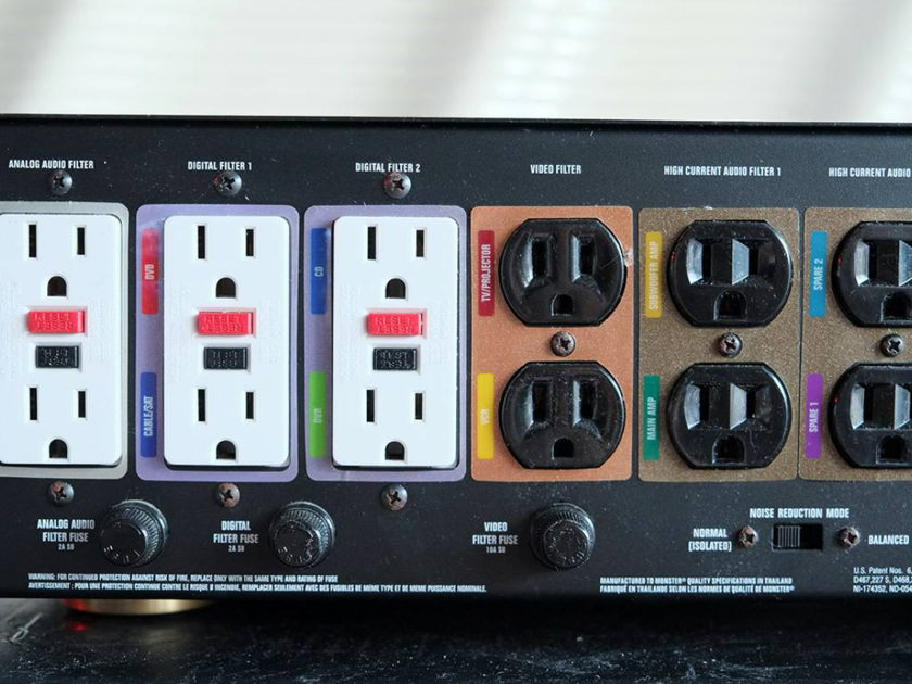 Monster Power HTPS 7000MKII REFERENCE LEVEL POWER CONDITIONER FOR HOME THEATER