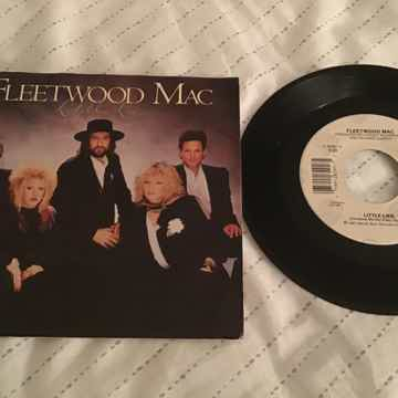 Fleetwood Mac Little Lies/Ricky 45 With Picture Sleeve