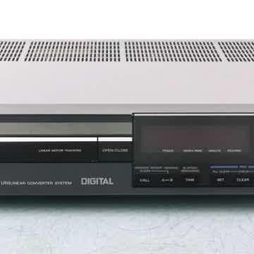 CDP-302 Vintage CD Player