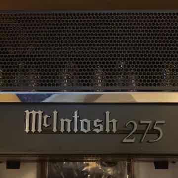 McIntosh MC275 MkVI - Virtually Brand New!