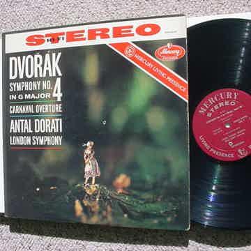 CLASSICAL DVORAK Symphony no 4 G major