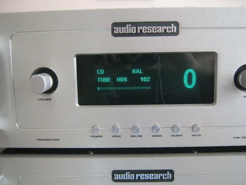 Audio Research 40th Anniversary Edition Reference Preamp 220-240v