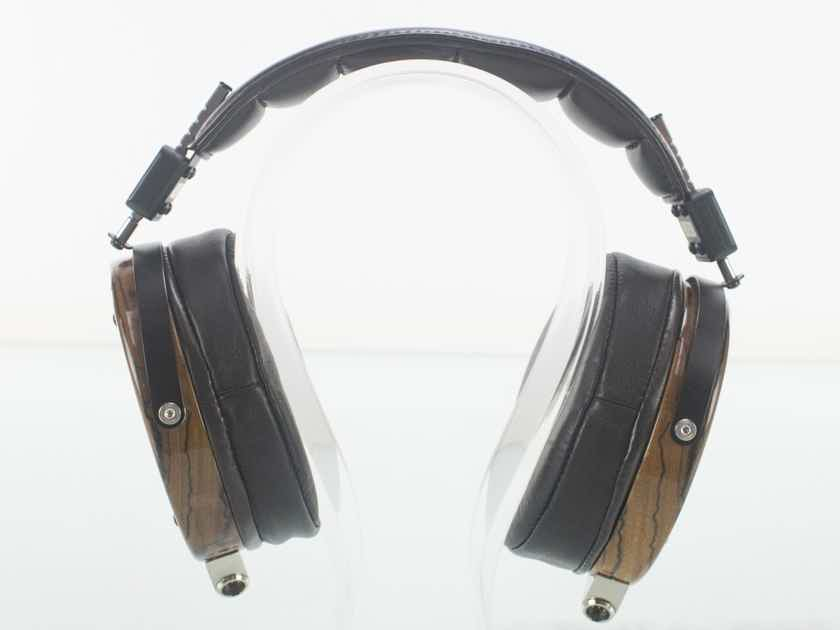 Audeze LCD-3 Open Back Planar Magnetic Headphones; LCD3f; Fazor (18691)
