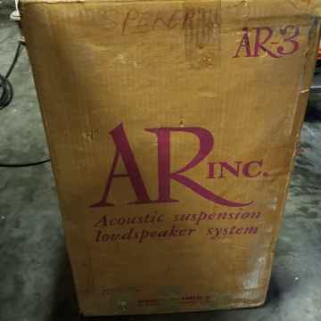 Acoustic Research AR-3