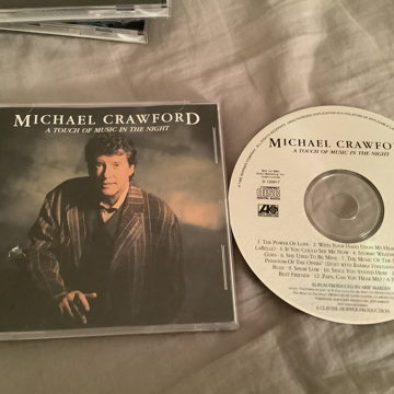 Michael Crawford  A Touch Of Music Of Music In The Night