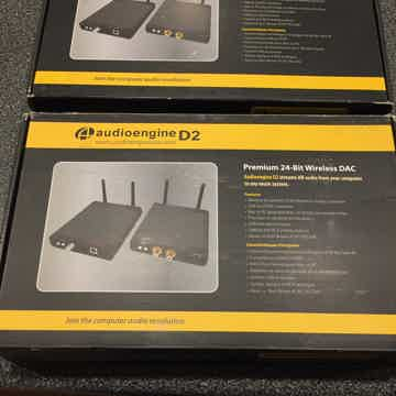 D2 24-bit Wireless DAC