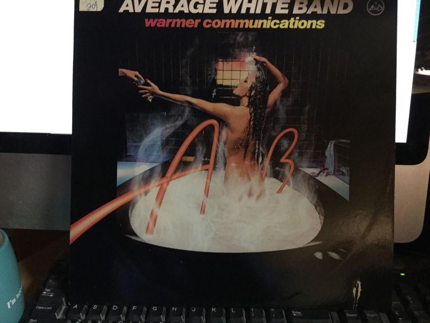 AVERAGE WHITE BAND - SAME