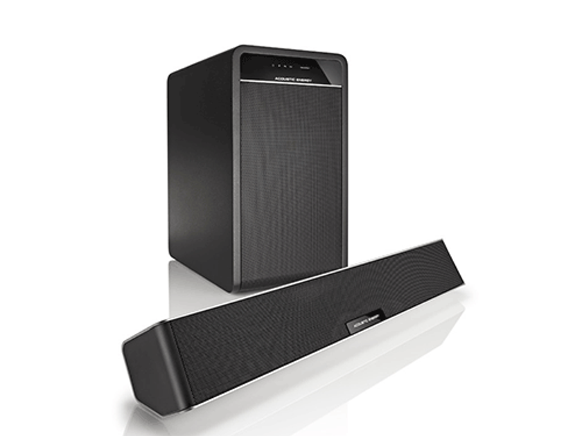 Acoustic Energy Aego Sound3ar 2.1 Soundbar/Sub System New-in-Box; 69% Off; Free Shipping
