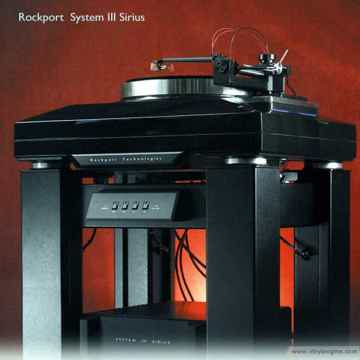 Rockport Technologies System 3 Sirius