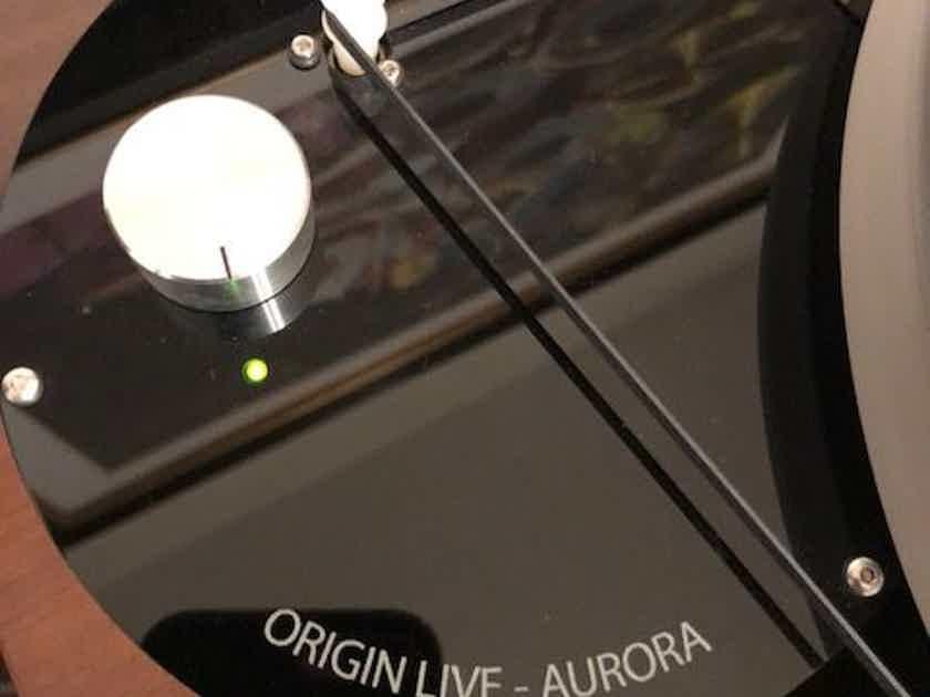 Origin Live Aurora Mk3-1 Turntable