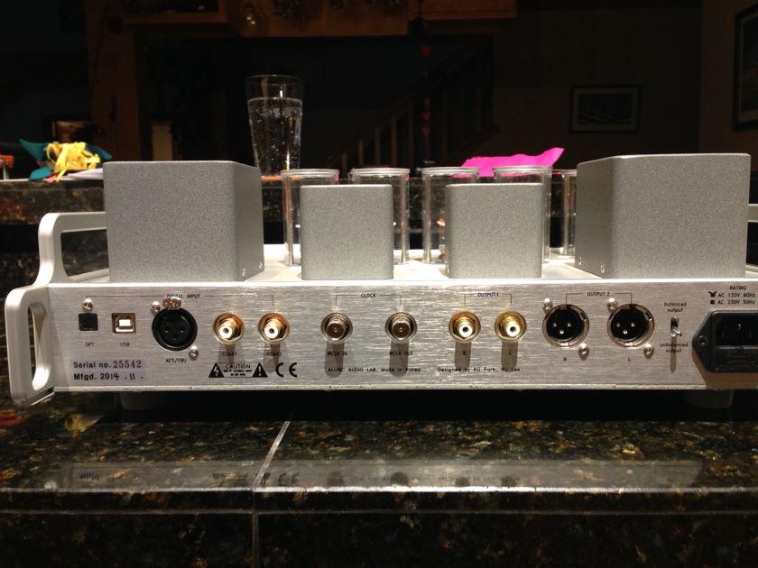 Allnic Audio D5000 Direct Heated Triode DAC