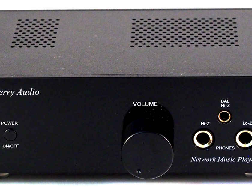 Soundberry Audio Network Music Player with BAL/SE Output Headphone Amp