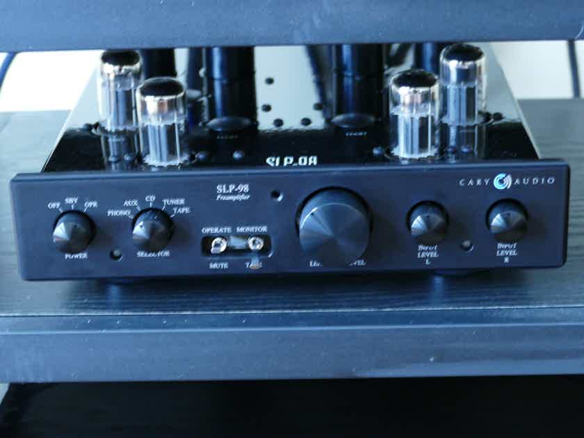 Cary Audio SLP 98L Preamp new manufactures  warranty