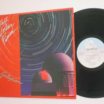 Jeff Lorber Fusion Galaxian lp record ARISTA  AL9545