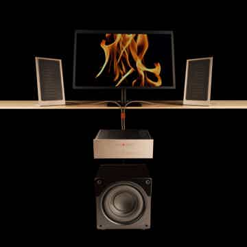 Dragonfire Acoustics DFA 2.1 System