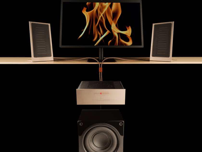 Dragonfire Acoustics DFA 2.1 System