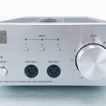 SRM-006tII Electrostatic Tube Headphone Amplifier