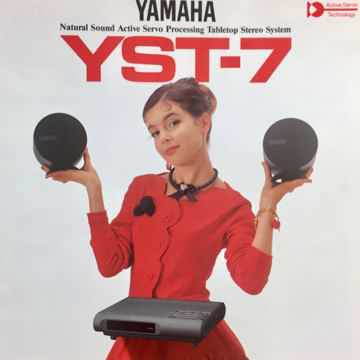 YST-7 Tabletop Stereo System