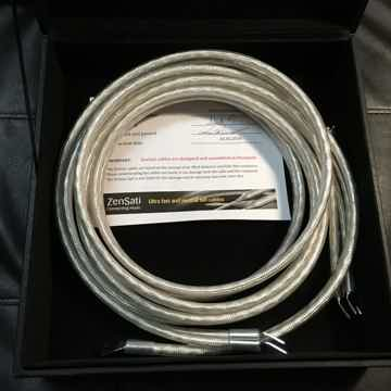 Zensati Authentica speaker cables