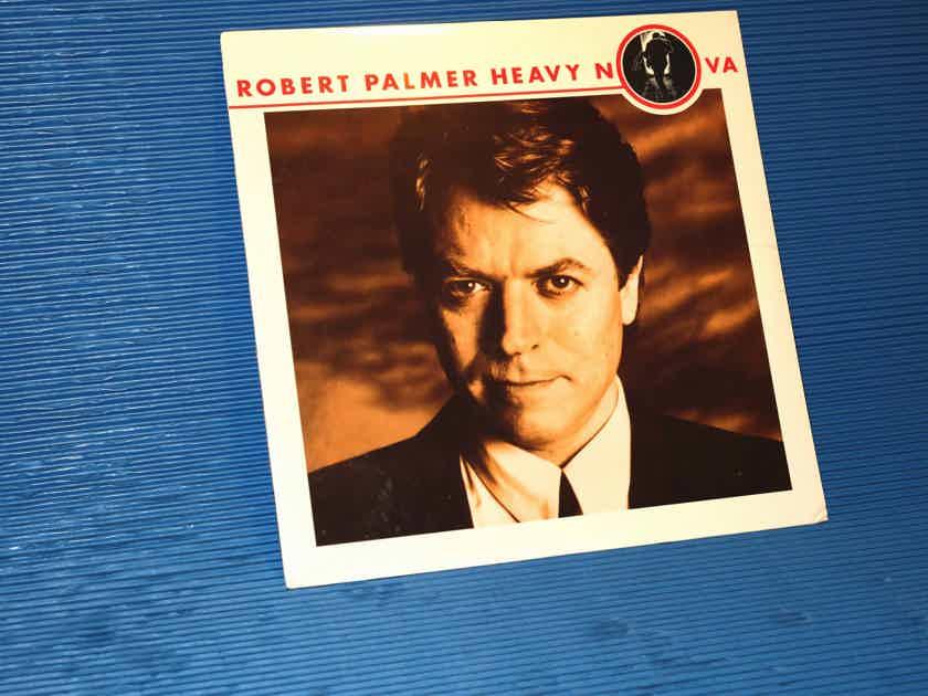 "ROBERT PALMER - ""Heavy Nova"" - 1988 EMI-Manhattan Records -  Canadian Pressing SEALED!"