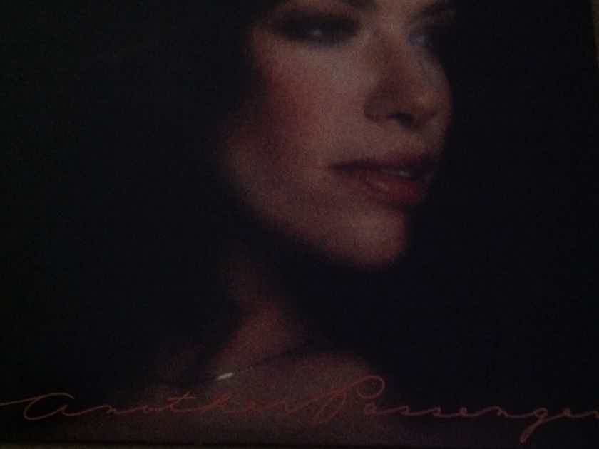 Carly Simon - Another Passenger Elektra Records Vinyl  LP NM