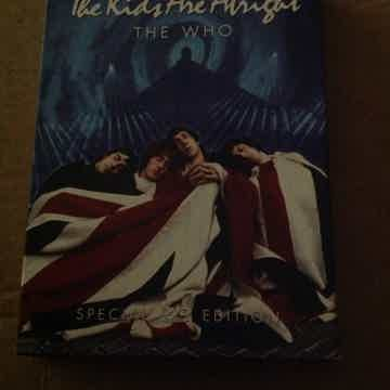 The Who - The Kids Are Alright Special Edition DVD Regi...