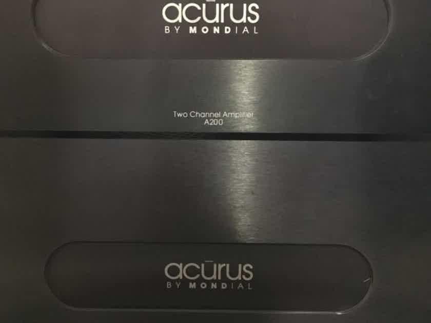 Acurus A200 Amp