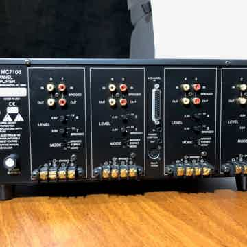 McIntosh MC-7108 8 channel amplifier