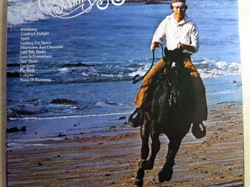 John Denver - Windsong 1975 SEALED Vinyl LP RCA Victor APL1-1183