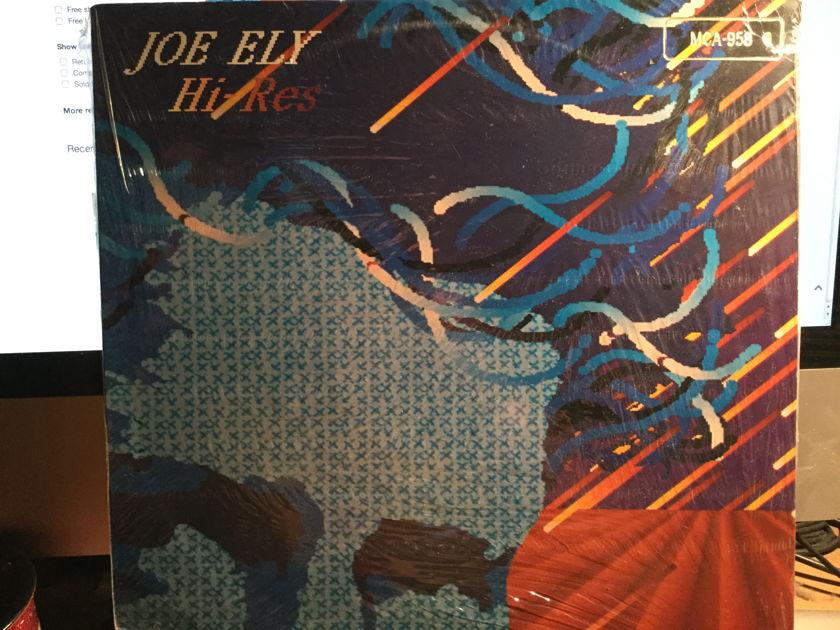 JOE ELY - Hi-Res SEALED