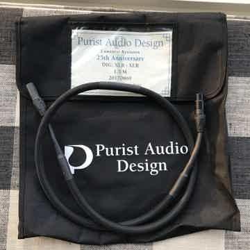 Purist Audio Design 25th Anniversary digital AES/XLR