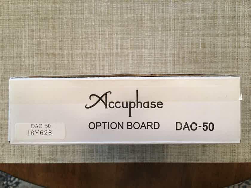 Accuphase DAC-50