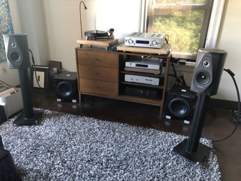 My Wonderful Ayre - Sonus Faber System