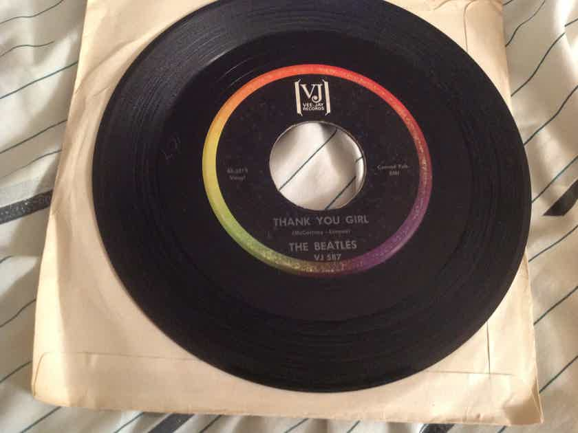 The Beatles  Vee Jay Records 45