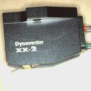 Dynavector XX2 MkII w SS stylus