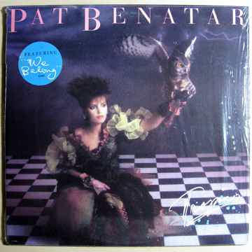 Pat Benatar - Tropico - 1984  Chrysalis FV 41471