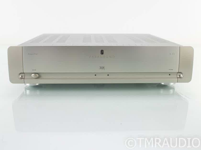 Parasound Halo A23 Stereo Power Amplifier; A-23 (20358)