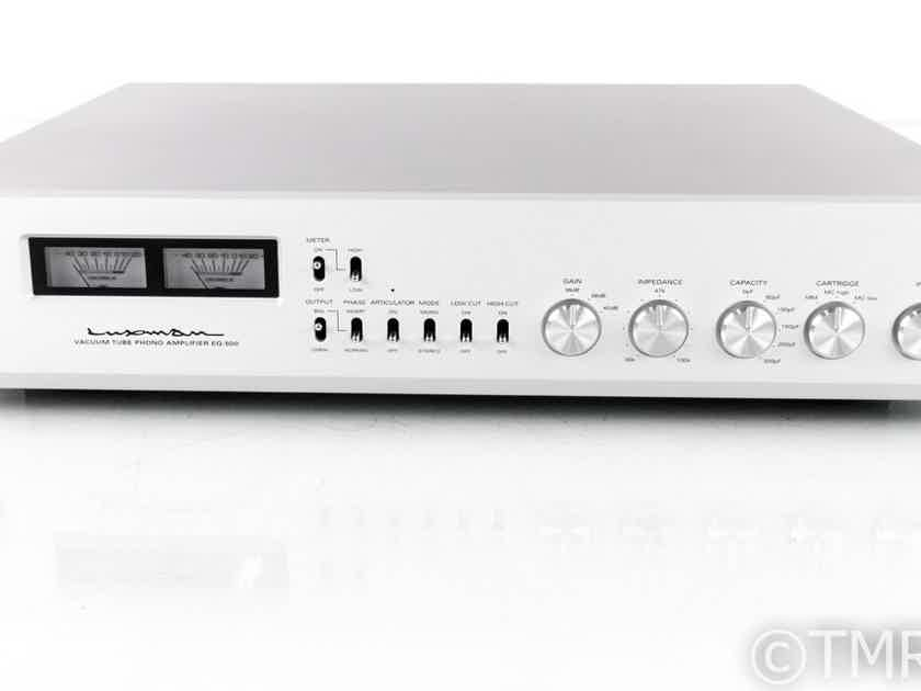 Luxman EQ-500 MM / MC Tube Phono Preamplifier; EQ500 (19997)