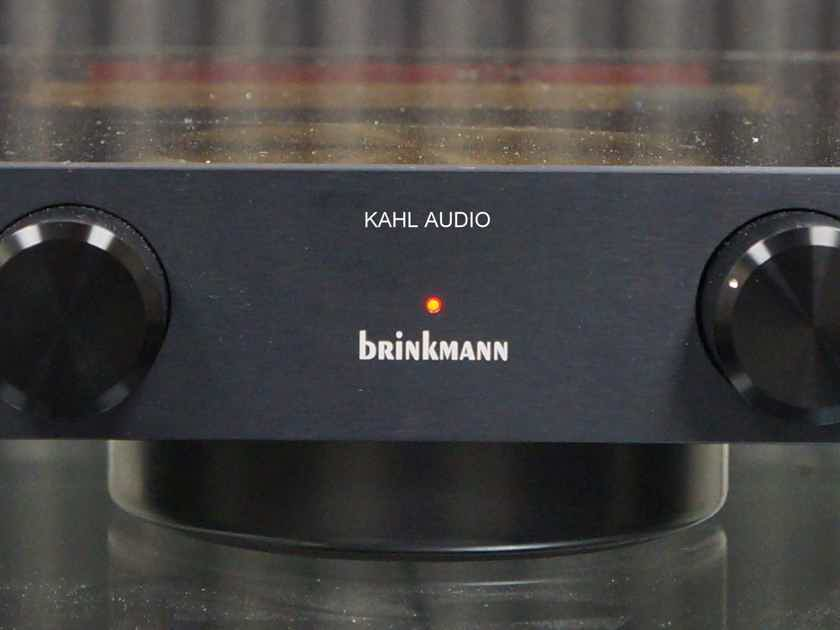 Brinkmann Audio Integrated amp. Reference level. Stereophile Recommended! $8,000 MSRP
