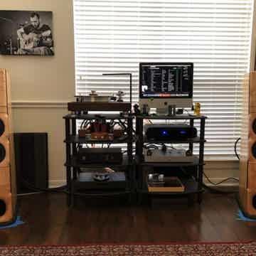 Zu Audio Speaker Package! Custom Druid Mk5 and Undertone