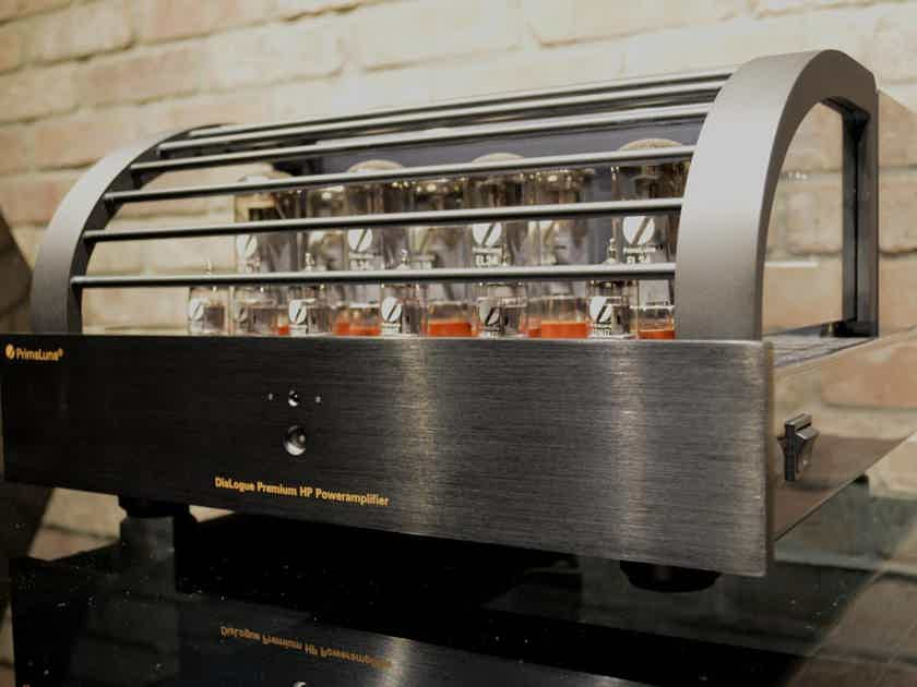 PrimaLuna Dialogue Premium HP Poweramplifier - Stereophile Class A Rated