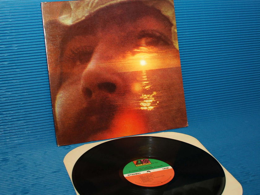 """DAVID CROSBY  - """"If I Could Only Remember My Name"""" - Atlantic 1971 Hot Stamper"""