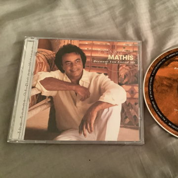 Johnny Mathis Because You Loved Me