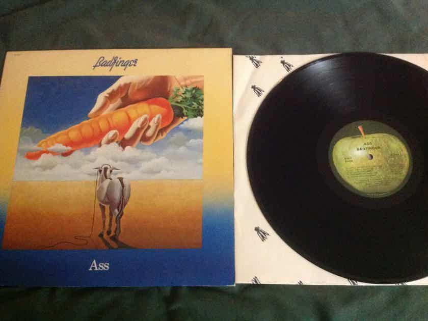 Badfinger Ass Apple Records LP