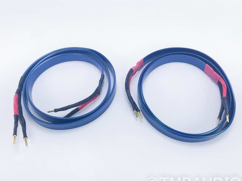 WireWorld Equinox 5.2 Speaker Cables; 2m Pair (17466)