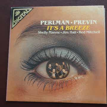 I. Perlman,Shelly Manne, Jim Hall, Red Mitchell