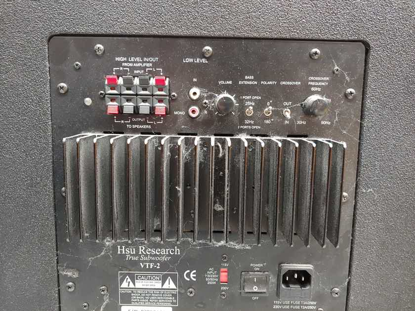Hsu Research VTF-2