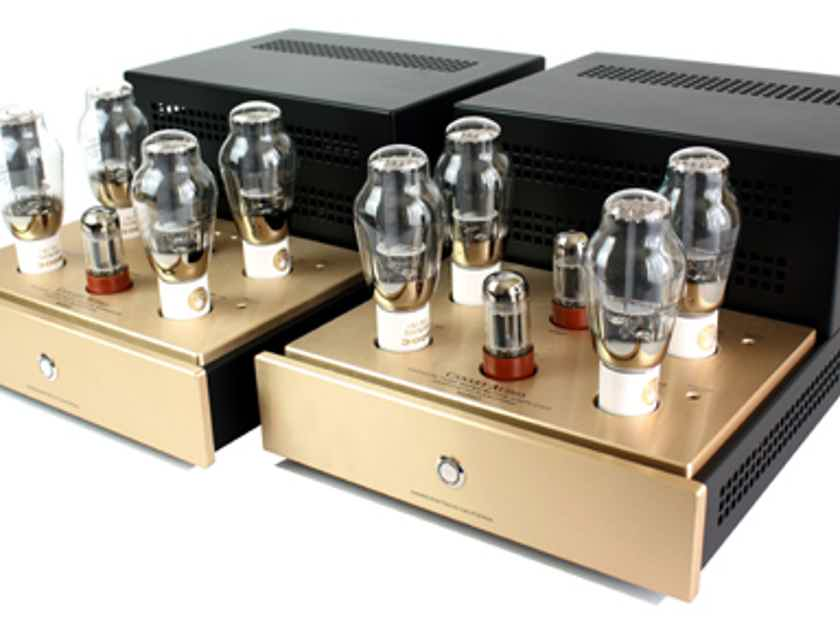 Canary Audio M 350 Superb 300B Mono Blocks